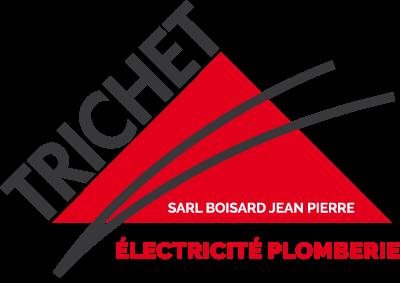 Logo de Trichet Electricité, électricité aux Sables d'Olonne, Chauffage aux Sables d'Olonne, Plomberie aux Sables d'Olonne et l'isolation aux Sables d'Olonne
